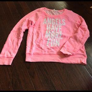 ANGELS HAVE MORE FUN sweatshirt